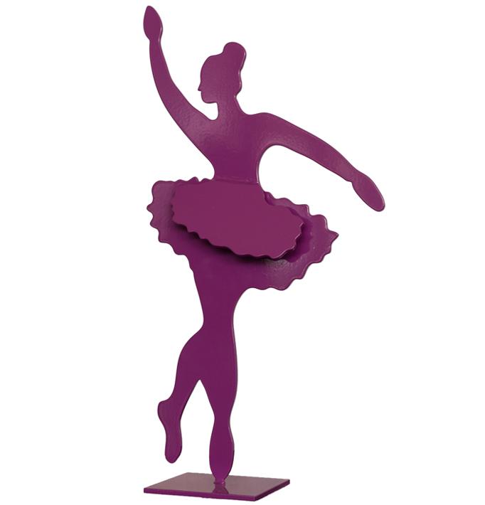 Bailarina 5 – Hierro 11 X 15 X 17 Cm