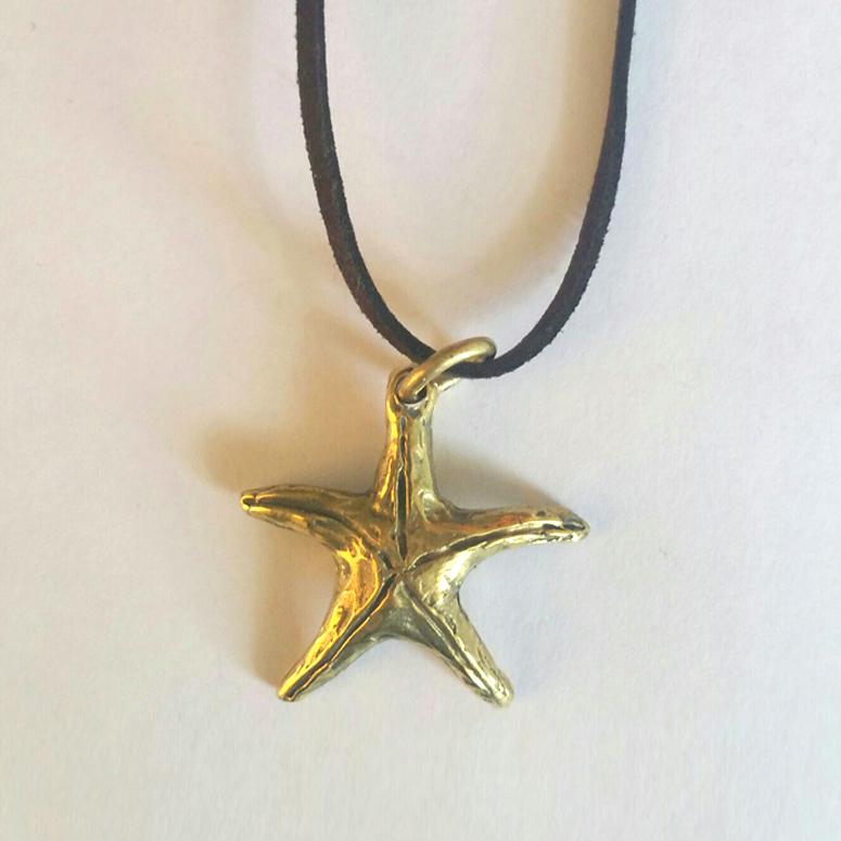 Estrella Mediana – Latón