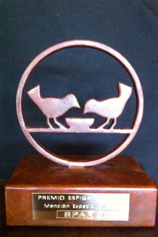 Trofeo Banco De Alimentos Spar