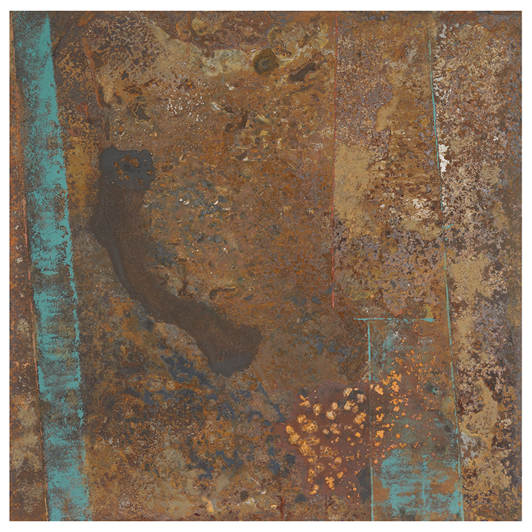 Placas XI Metal Y Metacrilato – 80x80cm