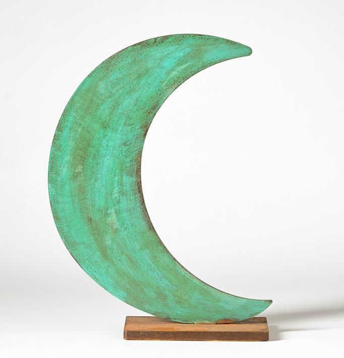 Luna – Hierro Patinado